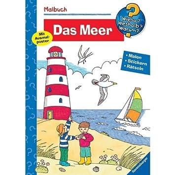 Ravensburger Buch 02485 - Ravensburger Malbuch - Wieso?Weshalb?Warum ...