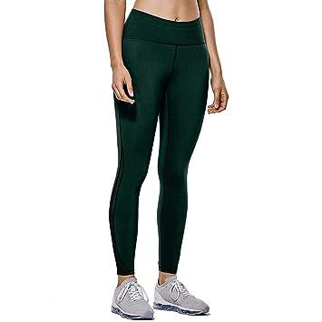 Leggings de Fitness Mujeres SUNNSEAN Color Liso Casual ...