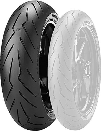 Pirelli Diablo Rosso III 180/60ZR17 Rear Tire