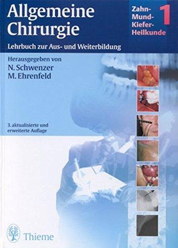 Zahn- Mund- Kiefer- Heilkunde. Lehrbuch zur Aus- und Fortbildung, 3 Bde.
