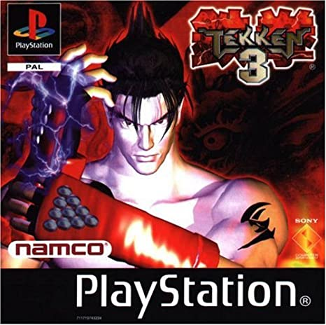 Tekken 3 Ps Sony Playstation Amazon Co Uk Pc Video Games