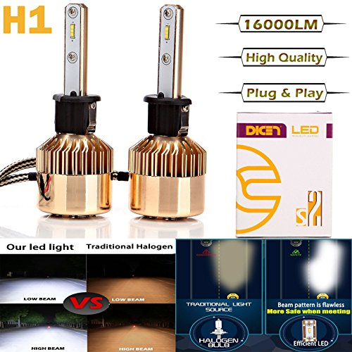 low beam led headlight bulbs - 6