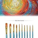 AOOK 80 Pieces Paint Brush Set Professional Paint