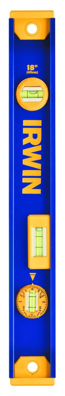 IRWIN Tools 1000 I beam Level 18 inch 1800988 Blue