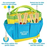 Kids Gardening Tools - Includes Sturdy Tote