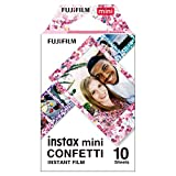 Fujifilm Instax Mini Film, Confetti (10 Exposures)