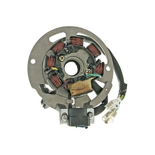 sans Rotor pour cpi//Keeway//la Chine 2/Temps, allumage Alternateur Moto Force 3/Broches//3/C/âble Simple