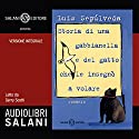 Storia di una gabbianella e del gatto che le insegnò a volare Audiobook by Luis Sepúlveda Narrated by Gerry Scotti