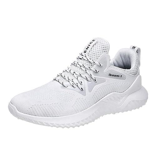 Yying Scarpe da Corsa da Uomo Sneakers Casual da Donna Sneakers Traspiranti  Scarpe da Trekking Scarpe 89ccde9f5a2