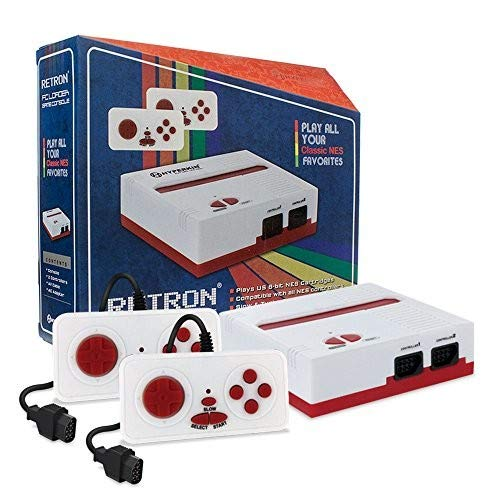 Hyperkin RetroN 1 Gaming Console for NES (Red/ White)