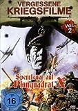 Sperrfeuer auf Planquadrat X ( Vergessene Kriegsfilme Vol. 2 )