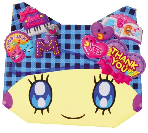 Tamagotchi Tamamo Letter Melody bag Set(Japan Import)