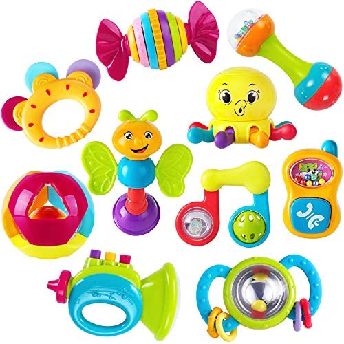 iplay-ilearn-10pcs-baby-rattles-teether