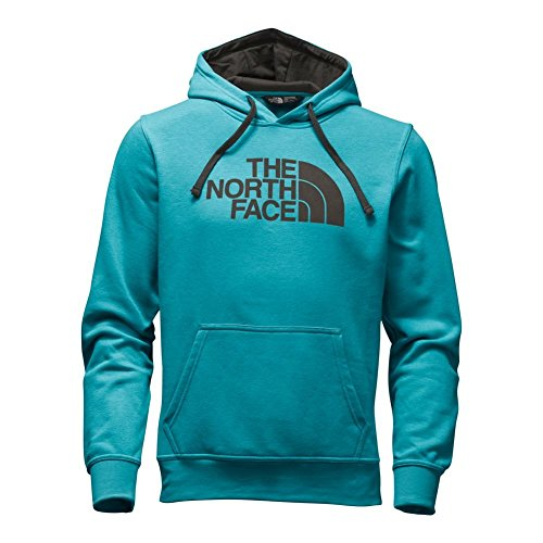 The North Face Half Dome Hoodie Men's Ocean Depths Blue Heather/Asphalt Grey M