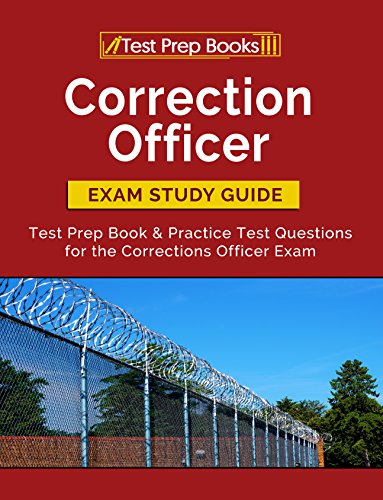 Amazon. Com: correction officer exam study guide: test prep book.