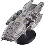 Hero Collector   Battlestar Galactica Collection   Galactica (2004) with Magazine Issue 3 by Eaglemoss