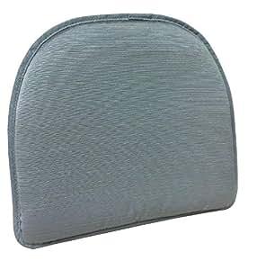 Amazon.com: The Gripper Non-Slip Chair Pad, Melody Blue ...
