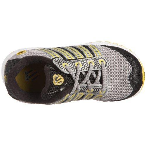 K-Swiss 22443 Tubes Run 100 VLC Mesh Running Shoe Infant//Toddler