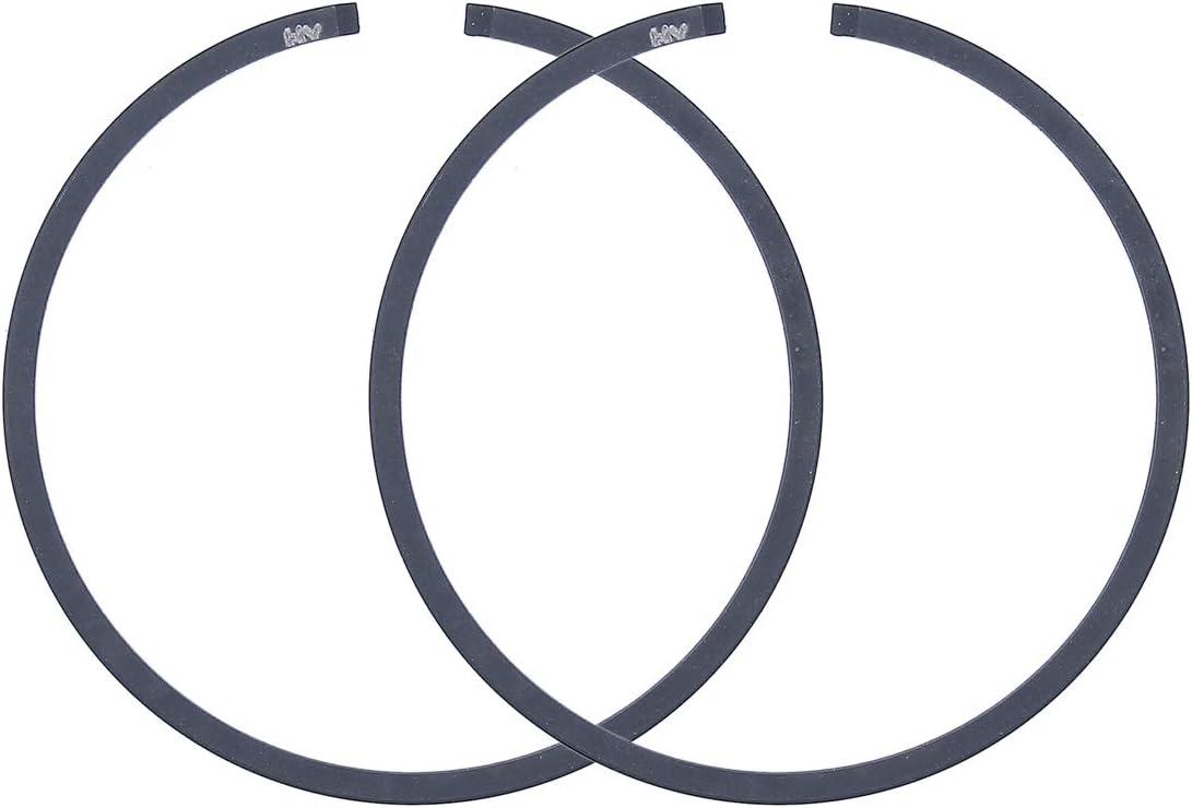 Haishine 41x1.5mm Piston Ring Fit Partner 350 351 352 370 371 390 401 420 Poulan 1950 2150 2250 2450 2550 Piezas de Motosierra