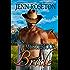 His Mysterious Bride (BBW Western Romance - Millionaire Cowboys 2)