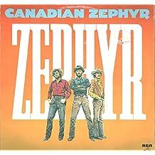 Canadian Zephyr: 1980 Self Titled LP VG/VG++ Canada RCA KKL1 0356