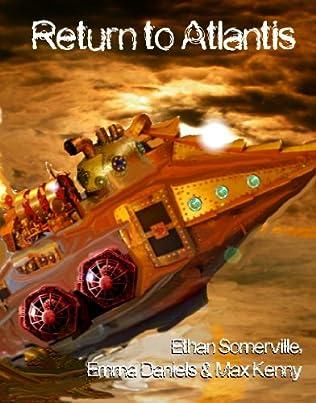 book cover of Return to Atlantis