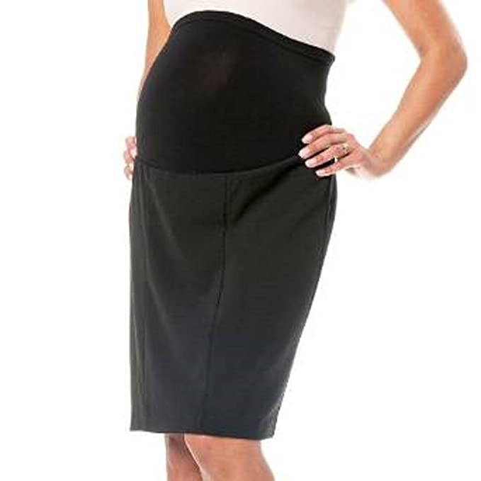 55fe4c7d2 Image Unavailable. Image not available for. Color: Oh Baby by Motherhood  Secret Fit BellyPencil Skirt ...