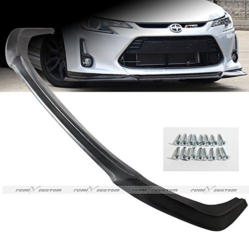 Remix Custom 2014 2015 2016 Scion tC Type-A PU Front Body Bumper Lip Spoiler Kit