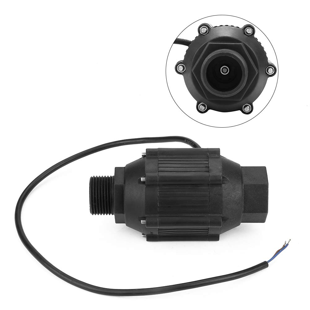 Bomba de alta presi/ón de la tuber/ía del agua del calibre de la bomba 1in de 12V 50W LG50 para la industria del hogar