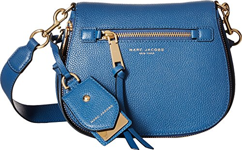 Vintage Marc Jacobs - Marc Jacobs Women's Small Nomad Cross Body, Vintage Blue, One Size