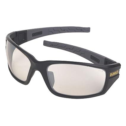 Dewalt Mens DeWalt Auger Full-Frame Rubber Safety Glasses