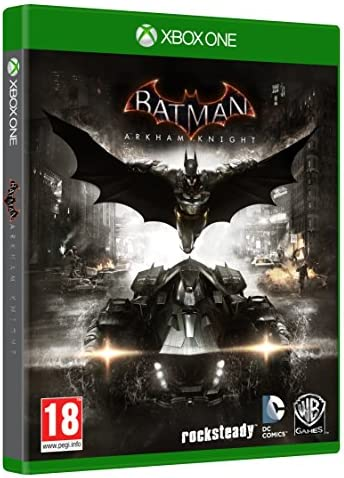 Batman: Arkham Knight: Amazon.es: Videojuegos
