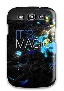 Mary P. Sanders's Shop Premium Durable Magic Fashion Tpu Galaxy S3 Protective Case Cover