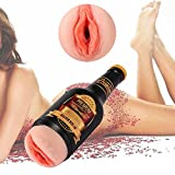 Male Masturbator | Realistic | Penis Device | Aex Doll Male | Prostate Massager - Man Masturbation Toy (Masturbator, Male)