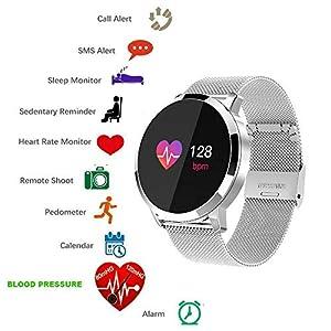 Intelligente Tkstar Bracelet Smartwatch Sport Smart Montre Bluetooth HID29E