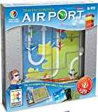 Airport Traffic Control Multi-Level Logic Game. Made by Smart Games