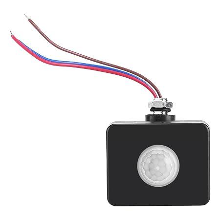 Provided Led 110 Degree 100w Infrared Pir Motion Sensor Detector Wall Light Switch 110-240v Switches Lights & Lighting