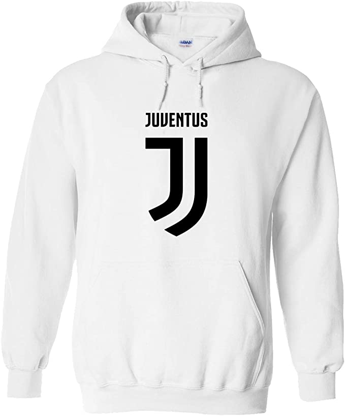 OPENG Juventus Hoodies Mens Womens Boys Gir Novelty 3D Print Hooded Sweatshirts