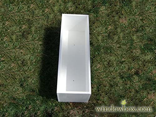 L X 6in H W X 6in Windowbox Estate Collection PVC Liner 36in