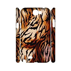 C-Y-F-CASE DIY Design Animal Grain Pattern Phone Case For Samsung Galaxy Note 2 N7100