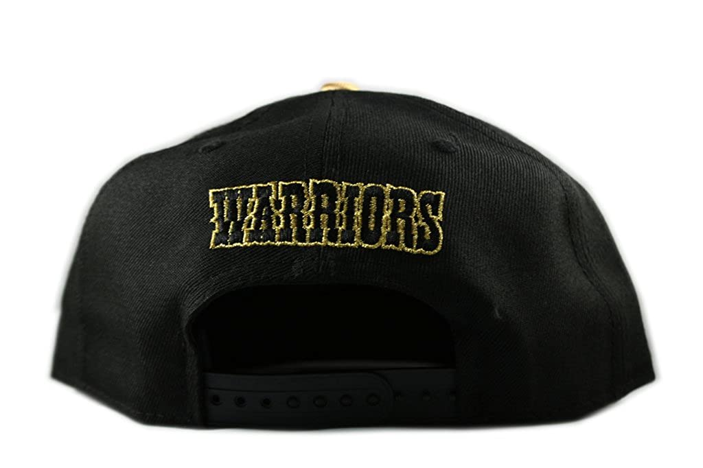 New Era Golden State Warrior Snapback in Gold and Black at Amazon Men s  Clothing store  b815f6b2e524