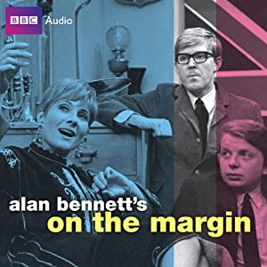 Alan Bennett's On the Margin Audiobook