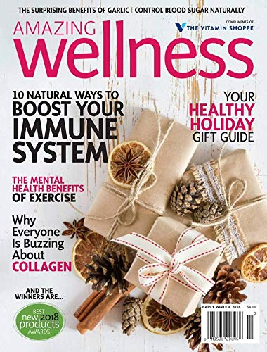Magazines : Amazing Wellness