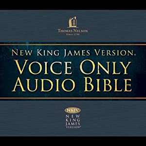 (26) Luke, NKJV Voice Only Audio Bible Audiobook