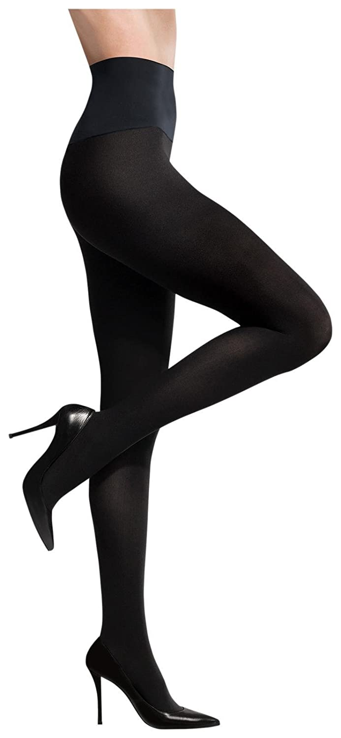detailed pictures detailed images new high quality Commando Women's Ultimate Opaque Matte Tights - Small - Black