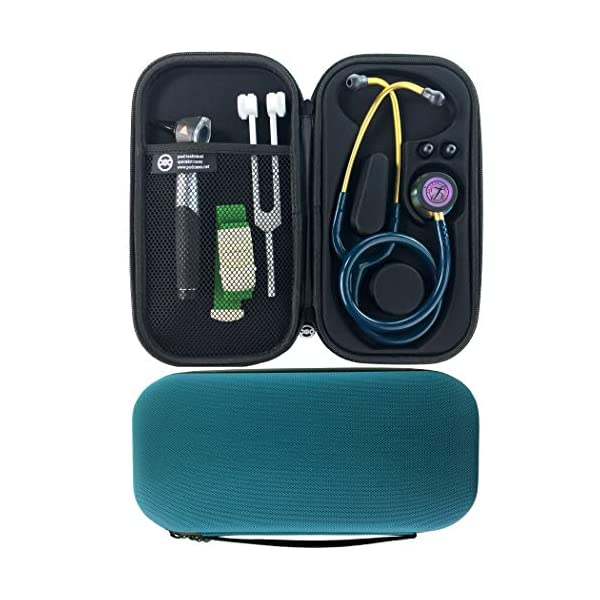 Pod Technical Classicpod Stethoscope Carry Case - Teal 1