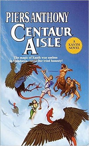 Amazon com: Centaur Aisle (Xanth) (9780345352460): Piers