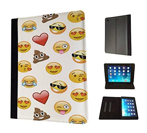 1946 - Smiley Emoji Funny Heart Love Sunglasses Shit Poop Laughter Icon App Design Apple ipad Pro 9.7