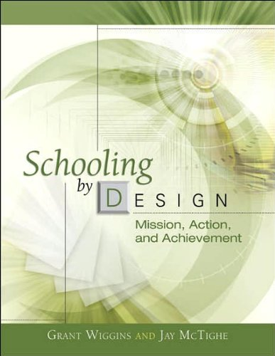 Schooling by Design (text only) 1st (First) edition by G. P. Wiggins,J. McTighe
