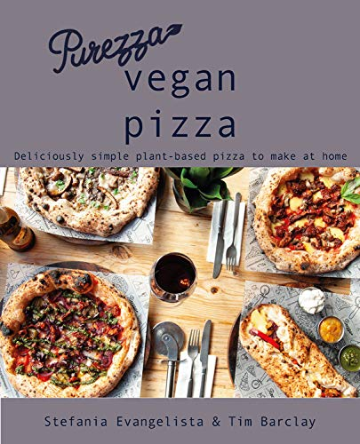 Vegan Pizza by Stefania Evangelista, Tim Barclay